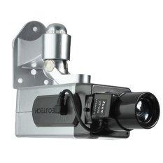 Dummy Fake LED Flashing Security Camera CCTV Surveillance Imitation In/Outdoor - intl