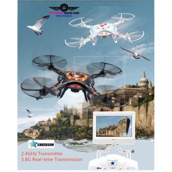 Flycam Cheerson CX-32S 5.8G FPV - 8071666 , BR445ELAA6TILJVNAMZ-12526048 , 224_BR445ELAA6TILJVNAMZ-12526048 , 2800000 , Flycam-Cheerson-CX-32S-5.8G-FPV-224_BR445ELAA6TILJVNAMZ-12526048 , lazada.vn , Flycam Cheerson CX-32S 5.8G FPV