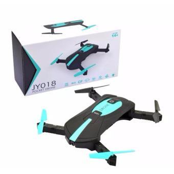 Flycam mini JY018 Wifi 2.4 GHz POCKET DRONE hỗ trợquay phim chụp ảnh Full HD