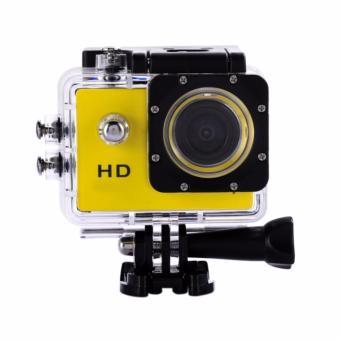 """Full HD 30M Waterproof Sports Action Camera DV DVR 2.0″ SJ4000 Yellow – Intl""""  đang được bán"""