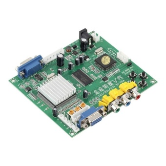 Game RGB CGA EGA YUV to VGA HD Video Converter Board GBS9800 - intl