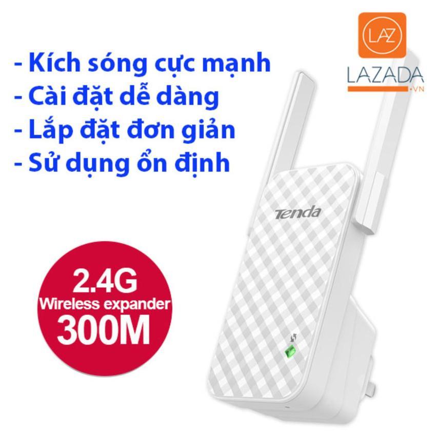 Hình ảnh Giá modem tenda - Repeater wifi, tăng tốc wifi TENDA SMA9, kíchsóng cực mạnh, cao cấp, sang trọng - BH 1 đổi 1 bởi SMART TECH