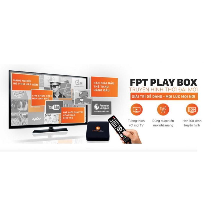 Giải trí sành điệu cùng FPT Play Box - Smart TV Box hàng đầu Việt Nam