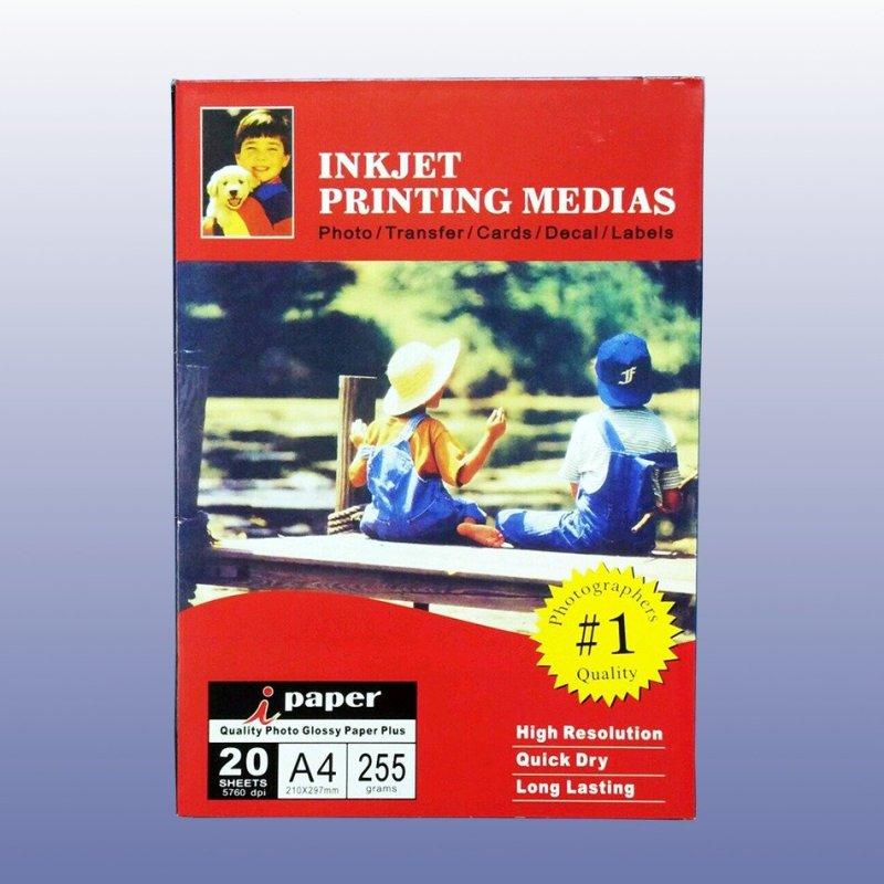 Bảng giá Giấy In Ảnh iPaper A4 (21 x 29.7cm) 255gsm 20 Tờ - Hàng Nhập Khẩu Phong Vũ