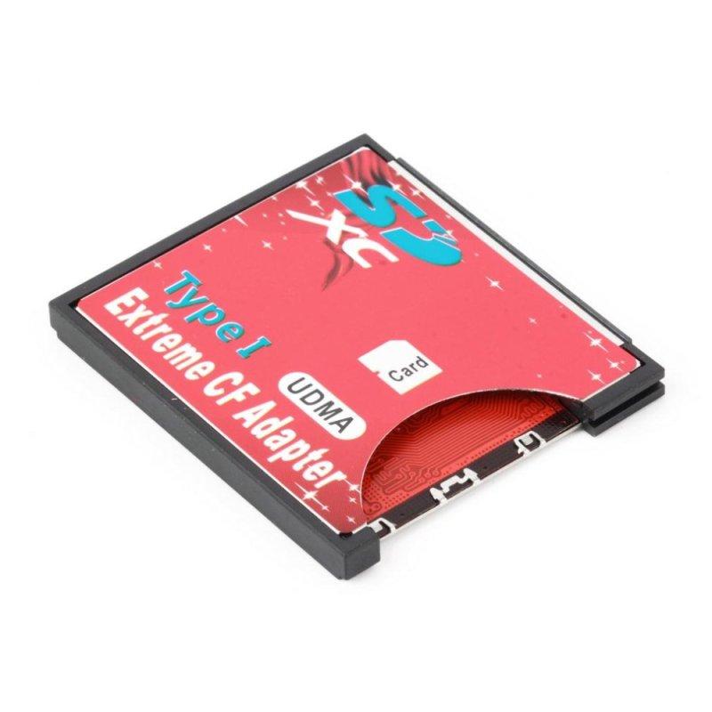 Bảng giá GOOD Secure Digital Memory Card To CF Flash Memory Card Adapter Reader - intl Phong Vũ
