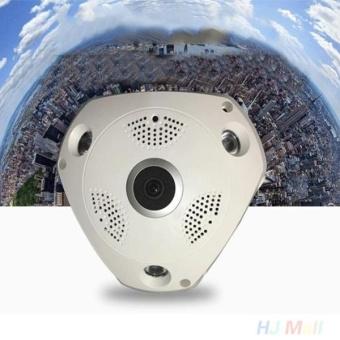 HD 1280x960 Wifi 360° Fisheye Network IP Camera Security IR NightVision - intl