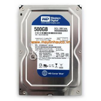 HDD 500G Western ( Blue ) Máy tính để bàn