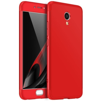 Best Buy Hicase 360 Degree Full Body Protective 3in1 Ultra-thin PC BackCover Case for Meizu M5 Note - intl in Vietnam