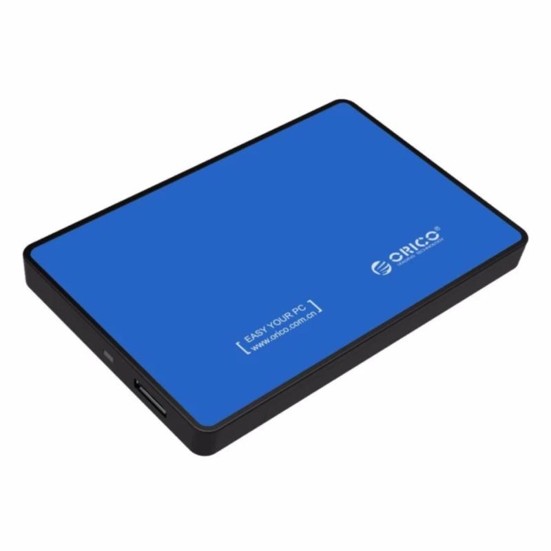 """Bảng giá Hộp đựng ổ cứng Box HDD 2.5"""" USB 3.0 Orico 2588US3(Xanh) Phong Vũ"""