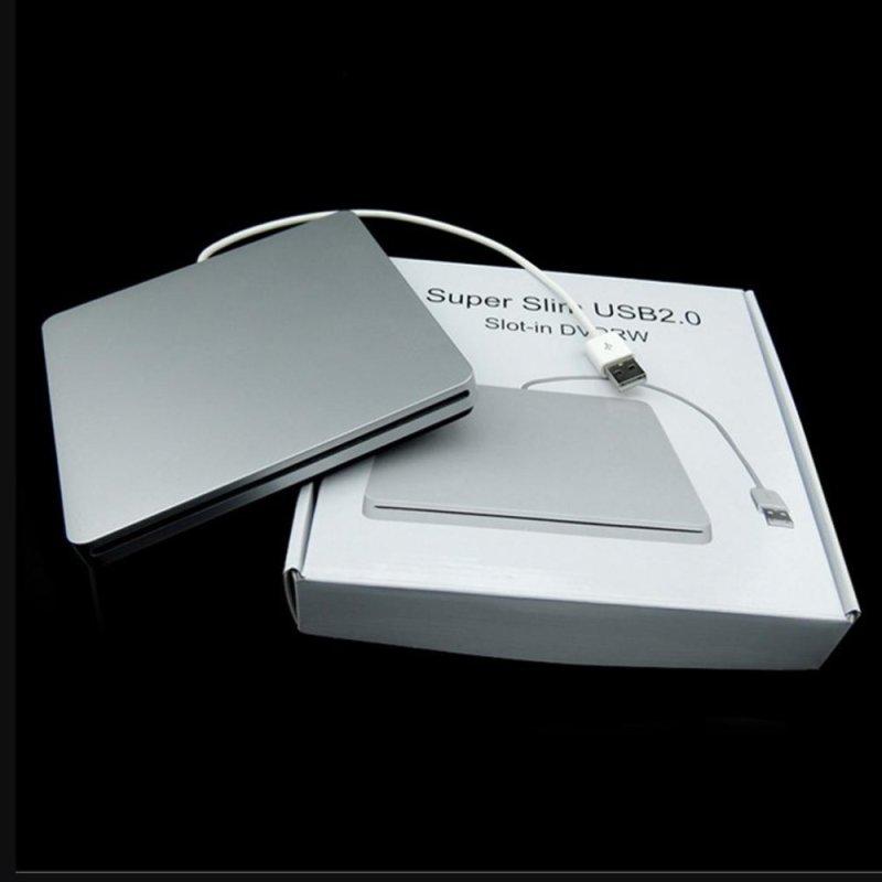 Bảng giá Hộp Ổ Ghi DVDRW DVD Ngoài Cổng USB 2.0 Dành Cho Notebook Allwin - Quốc Tế Phong Vũ