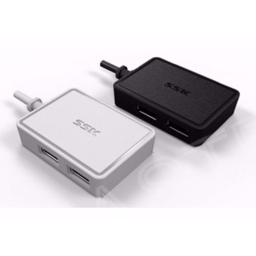 Hub USB 4 cổng 2.0 SSK SHU 200