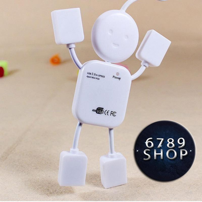 Bảng giá Hub USB 4 port 2.0 | Chia USB 4 cổng 2.0 Robo Phong Vũ