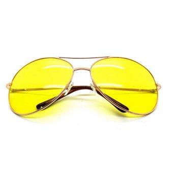 Mắt kính ban đêm (Vàng)