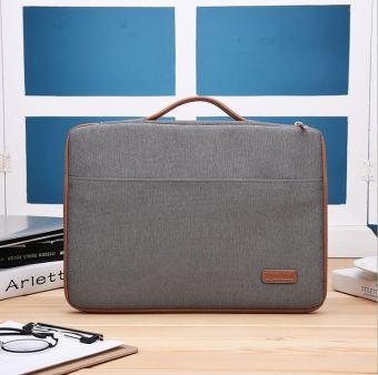 Túi chống sốc Macbook 13.3 Upotimal- M192 (Nâu)