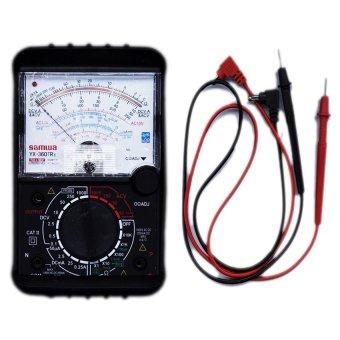 Đồng hồ đo kim vạn năng YX360TRe (Đen phối trắng)
