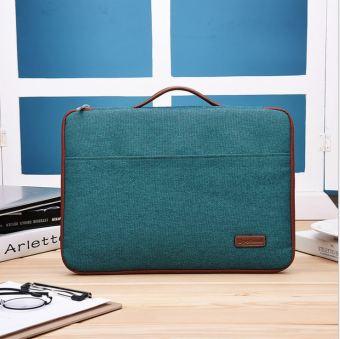 Túi chống sốc Macbook 13.3 Upotimal- M192 (Xanh)