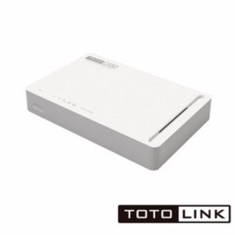 Switch TOTOLINK 5 port S505 100Mbps (Trắng)