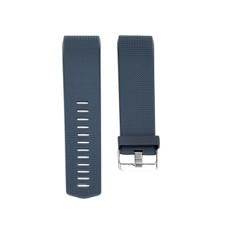 Replacement Wrist Strap Soft Silicone Watchband For Fitbit Charge 2 Watch (Intl:)