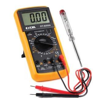 Bộ 1 đồng hồ đo vạn năng Excell + 1 bút thử điện