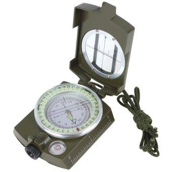 La bàn Compas Military (Xanh)