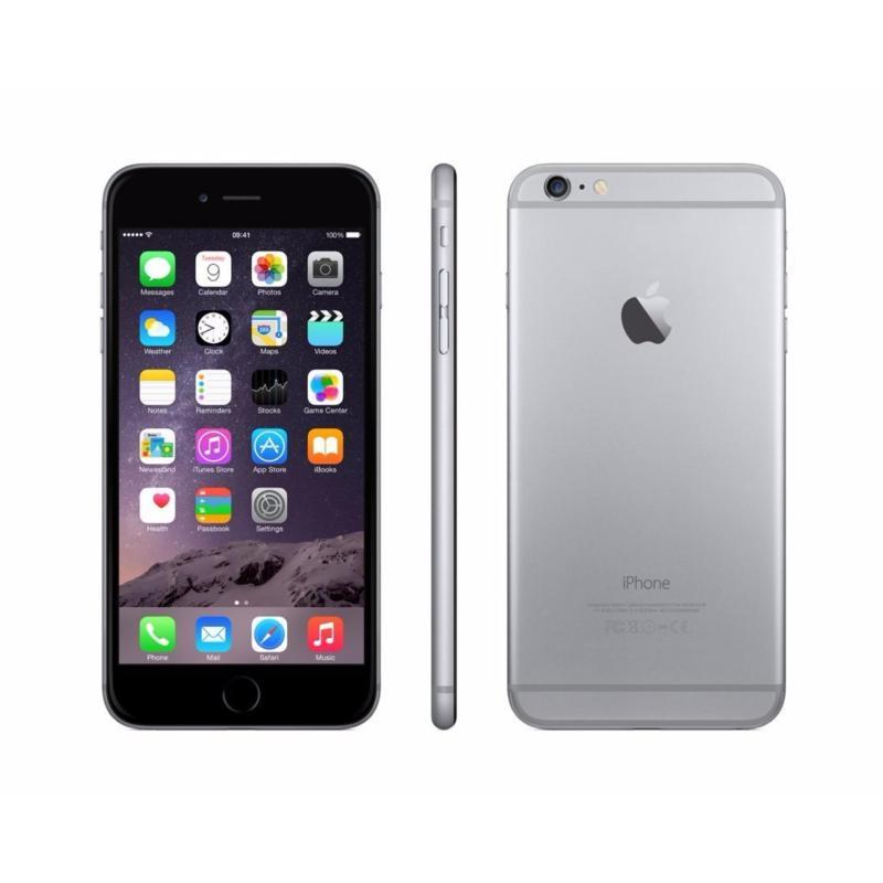 Iphone 6 Plus 64gb (Xám) - Hãng Phân Phối Chính Thức(Xám 64gb)