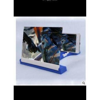 Kính 3D phóng to màn hình điện thoại Smartphone F1 không viền
