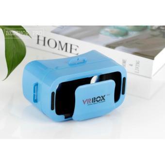 Kính thực tế ảo VR Box Mini (Blue)
