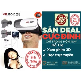 Kính thực tế ảo VR Box New version 2017