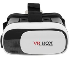 Kính thực tế ảo VR Box thế hệ thứ 2 (Đen phối trắng)