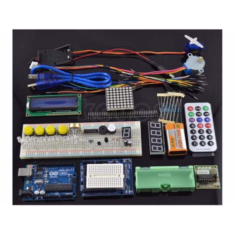 Bảng giá KIT Arduino UNO  R3 - Combo V1 Phong Vũ