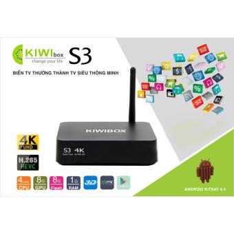Kiwibox S3 Plus – Giải trí đa phương tiện không giới hạn - 4