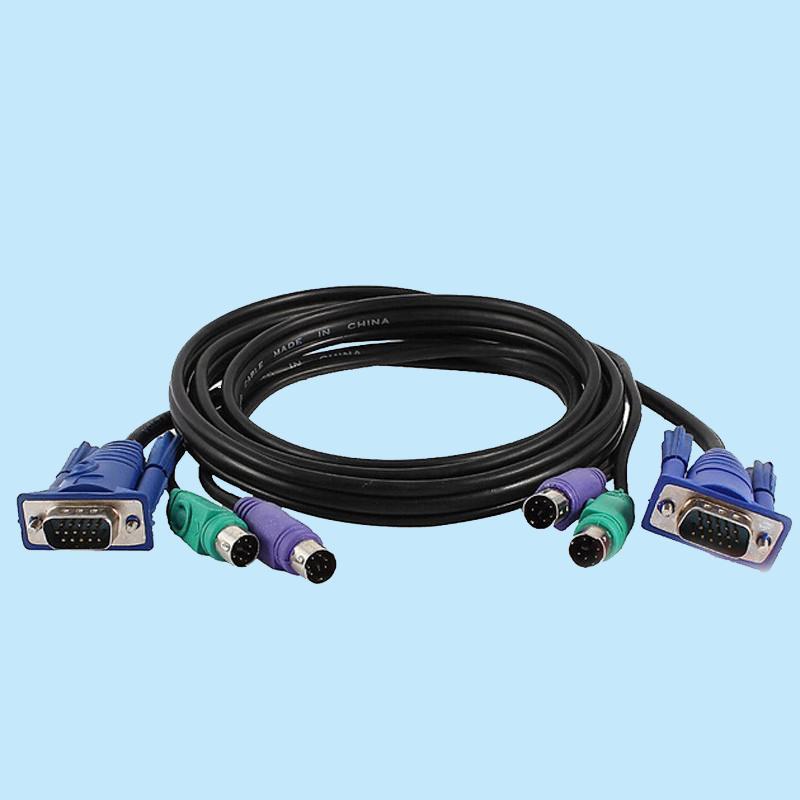 Bảng giá (KVM-SW) 1,5m ++ : Cable data chuột bàn phím (KVM-SW) 1,5m ++ Phong Vũ