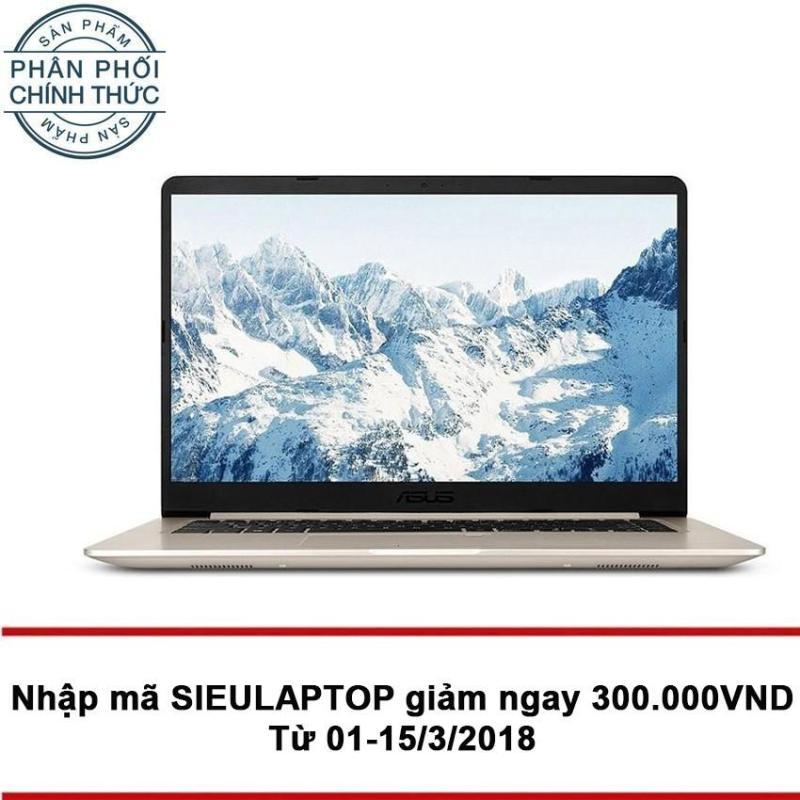 Laptop ASUS S510UQ-BQ475T 15.6inch FHD (Vàng) - Hãng phân phối chính thức