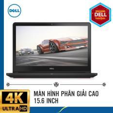 Laptop Dell Inspiron 7559, i7 6700HQ,8G,1TB SSHD,VGA GTX 960M 4G,Màn 15.6inch 4K Touchscreen (Đen) Bảo hành dell vn toàn quốc - Hàng nhập khẩu