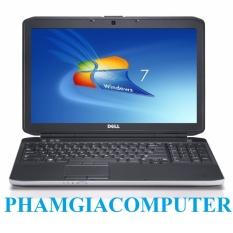Giá Laptop DELL Latitude E5530 Core i5 Ram3 4G 320G 15.6in-Đen-Hàng Nhập khẩu-Tặng Balo chuột wireless.