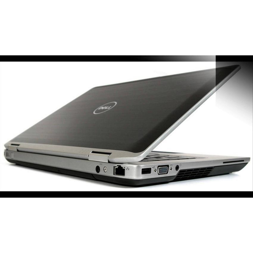 Laptop Dell Latitude E6430 Core i5 4 nhân Ram3 4G HDD 320G HD4000- Hàng nhập khẩu-Tặng cặp Dell + chuột wireless
