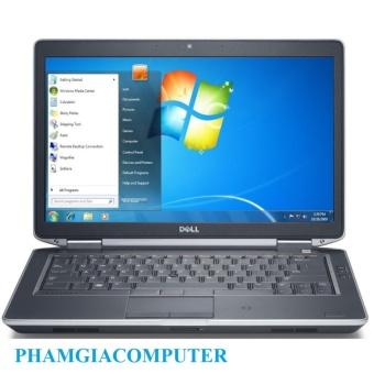 Laptop Dell Latitude E6430 Core i5 4 nhân Ram3 4G HDD 320G HD4000- Hàng nhập khẩu-Tặng cặp Dell + chuột...