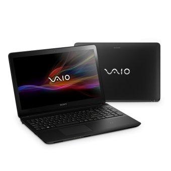 Laptop Sony SVF-15322SG/B I3-4005U 15.5inch (Đen) - Hàng nhập khẩu