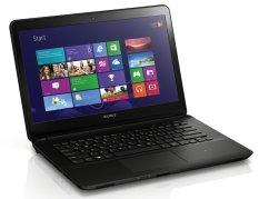 Mua Laptop Sony SVF14327SGB 14inch (Đen) ở đâu tốt?