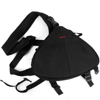 Leather Camera Bag Case PU Cover Pouch For CameraModelA5000A5100NEX 3Nr - intl