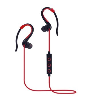 leegoal Wireless In-Ear Sweatproof Bluetooth Headphones With Mic -intl