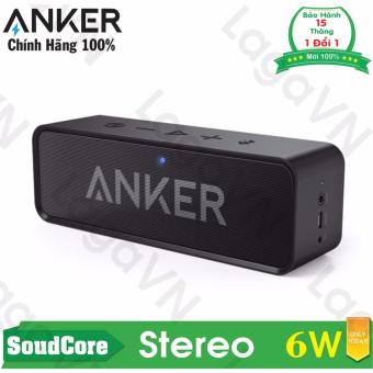 Loa bluetooth di ng ANKER SoundCore Stereo Speaker