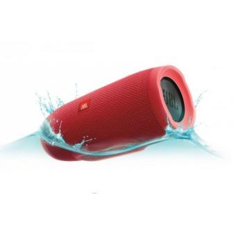 Loa bluetooth JBL Charge 3 (Đỏ) - Hãng phân phối chính thức
