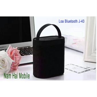 Loa Bluetooth Mini Wireless J-43 - USB, thẻ nhớ, FM