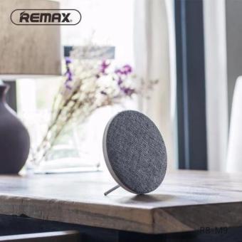 Loa Bluetooth Remax RB - M9 Fabric Speaker (Xám) (Đen) - 8707487 , RE547ELAA35VJDVNAMZ-5521401 , 224_RE547ELAA35VJDVNAMZ-5521401 , 990000 , Loa-Bluetooth-Remax-RB-M9-Fabric-Speaker-Xam-Den-224_RE547ELAA35VJDVNAMZ-5521401 , lazada.vn , Loa Bluetooth Remax RB - M9 Fabric Speaker (Xám) (Đen)