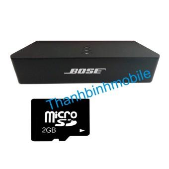 Loa di động 2Good ML-23U Bluetooth (Đen) + Thẻ nhớ 2Gb