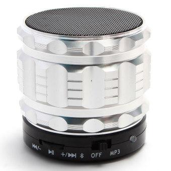 Loa di động Bluetooth S28 (Trắng)