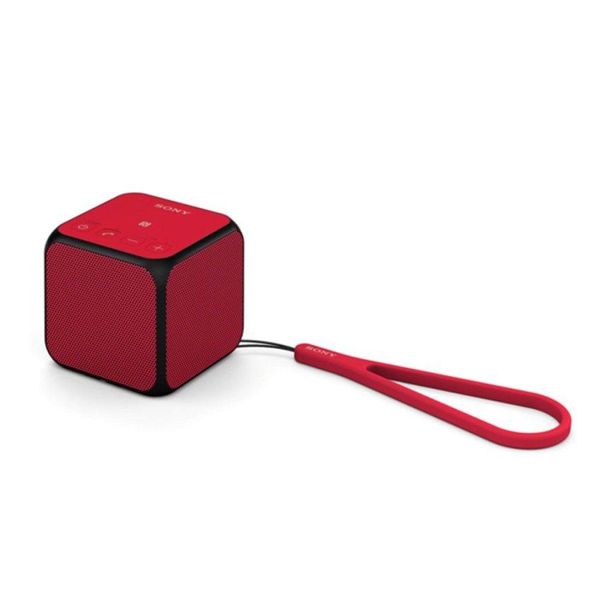 Hình ảnh Loa di động Sony SRS-X11/R (Đỏ)