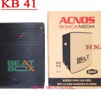 Loa kéo ACNOS Beatbox KB41 (Đen) - 8023703 , AC493ELAA3E0G6VNAMZ-5960291 , 224_AC493ELAA3E0G6VNAMZ-5960291 , 9190000 , Loa-keo-ACNOS-Beatbox-KB41-Den-224_AC493ELAA3E0G6VNAMZ-5960291 , lazada.vn , Loa kéo ACNOS Beatbox KB41 (Đen)