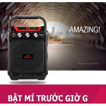 Loa Keo Han Quoc - Loa di động karaoke không dây HAK99 1464, loa kéo vali - Loa Kẹo Kéo...